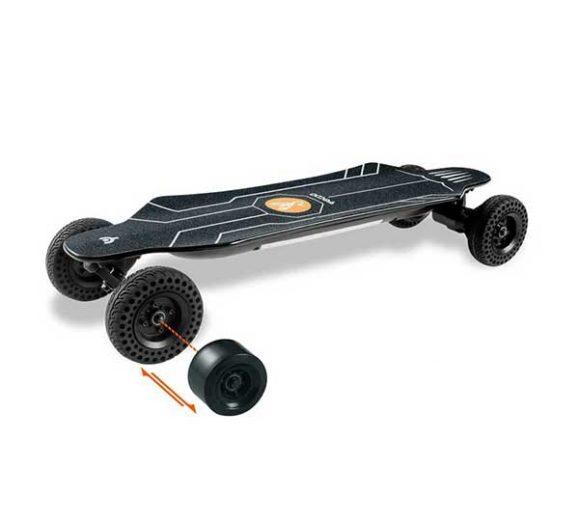 Yecoo GTS electric skateboard